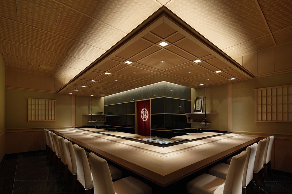Palace Hotel Tokyo – Sushi Kanesaka