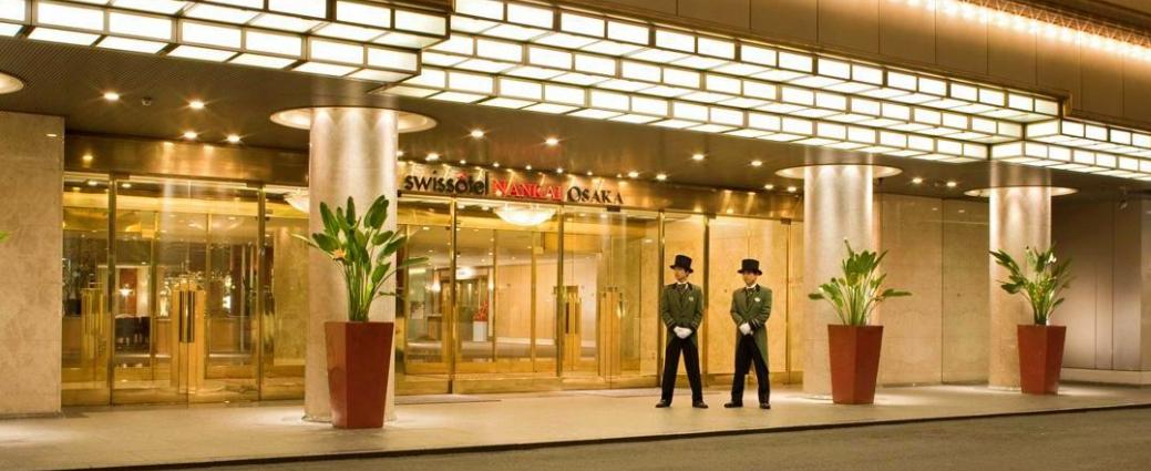 Swissotel Nankai Osaka Into Japan