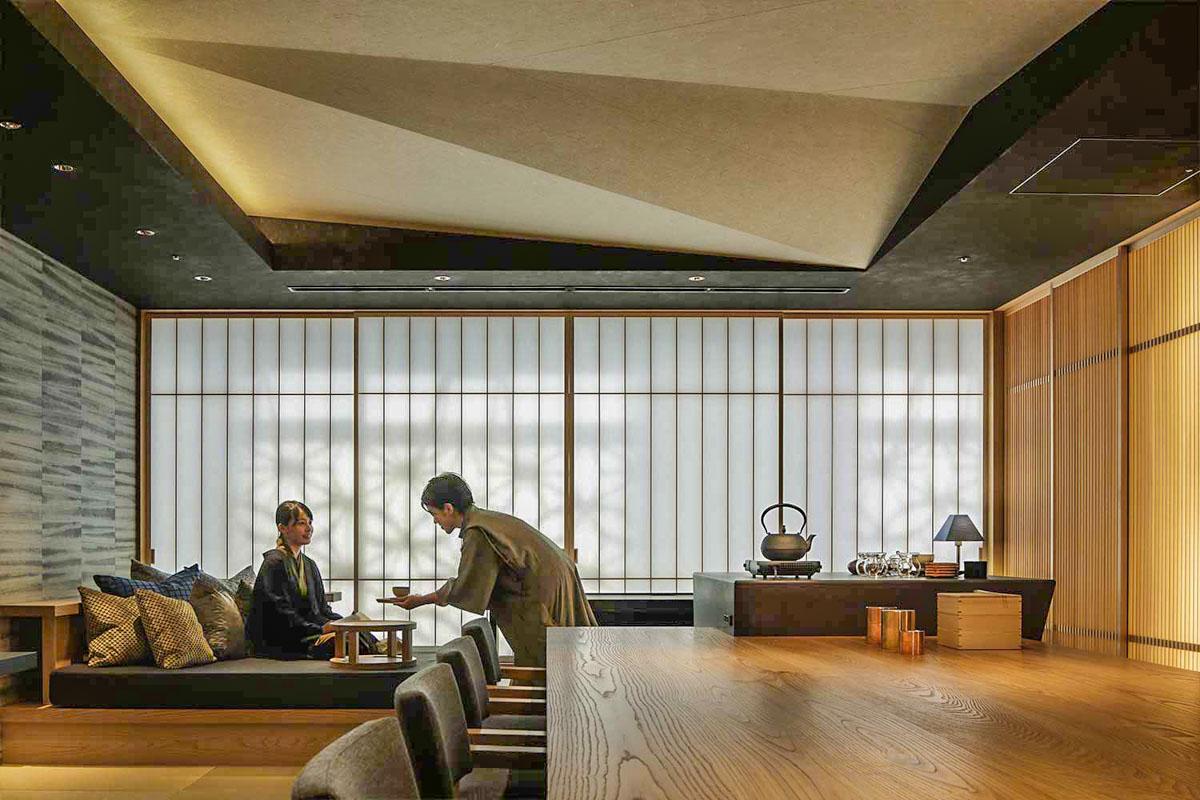 Hoshinoya Tokyo Hotel, Japan