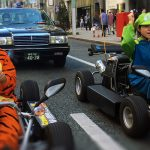Experience Go-Karting thrills in Tokyo